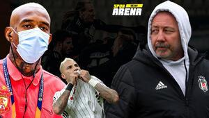 Süper Lig tarihinde böylesi yok Sergen Yalçın Beşiktaşta tarih yazıyor...