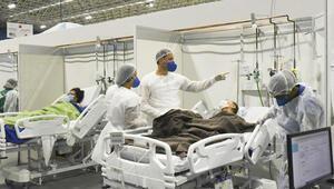 Latin Amerika ülkelerinde Kovid-19a bağlı can kayıpları artıyor