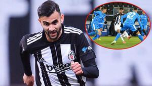 Beşiktaşta Rachid Ghezzal fırtınası Tek rakibi Thomas Müller...