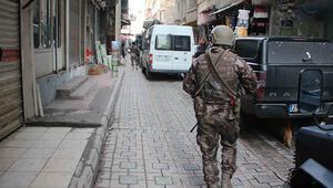 Diyarbakırdaki terör operasyonunda, HDPli vekilin danışmanı dahil 11 tutuklama