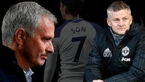 Tottenham - Manchester United maçından sonra ortalık karıştı Solskjaerden Sona, Mourinhodan Solskjaere sert sözler ve ırkçı saldırı...