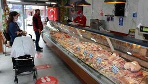 Halk Et, Serikte 6 ayda 31 ton et sattı