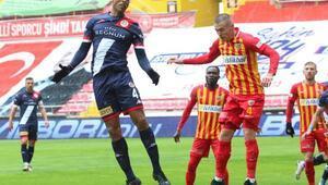 Antalyaspor deplasmanda galibiyeti hatırladı