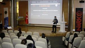 Polis, 5 bin 142 kişiye Narko Noktayı anlattı