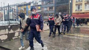 Maden şantiyesinden 2 ton kablo hırsızlığına 5 tutuklama