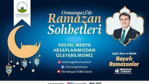 Osmangazi Belediyesinden çevrimiçi Ramazan etkinlikleri