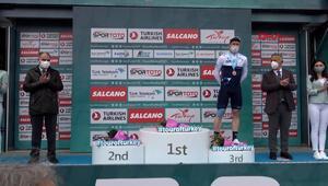 Türkiye Bisiklet Turu Konya etabının ikinci ayağını Mark Cavendish kazandı