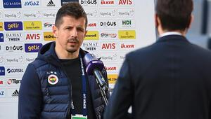 Fenerbahçede Emre Belözoğlundan kadro tercihi açıklaması