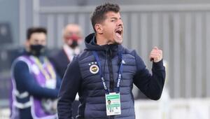 Son Dakika: Fenerbahçe Futbol A Takım Direktörü Emre Belözoğlu: Büyük takım böyle olur