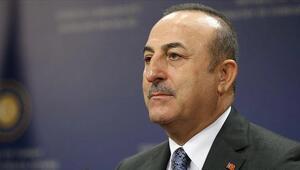 Çavuşoğlu, Malta Dışişleri Bakanı Bartolo ve Libya Dışişleri Bakanı El Manguş ile bir araya geldi