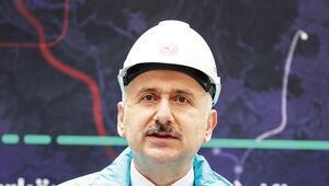 Bakırköy-Bahçelievler-Kirazlı metro hattı 2022'de devrede