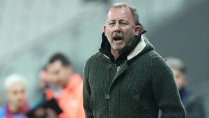 Beşiktaşta Sergen Yalçın tarih yazıyor Gordon Milne ve Şenol Güneşi geçti