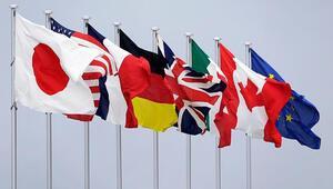 G7 ülkeleri ve ABden Rusya açıklaması