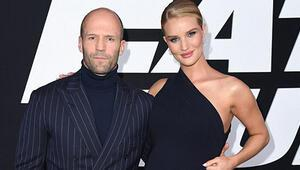 Jason Statham vev eşi  Rosie Huntington Whiteley Türkiye'ye aşık oldu