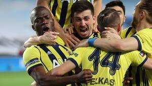 Fenerbahçede Enner Valencia zirveye yükseldi