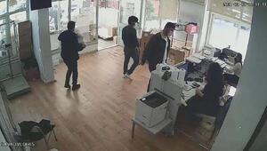 Kargoyla gönderildi, teslim alan 3 kişi yakalandı