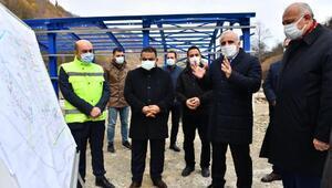 Trabzonda 2 ilçenin 100 yıllık su ihtiyacı giderilecek