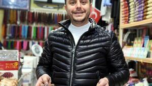 Kayseri'de hurma satışları arttı