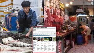 DSÖden salgın uyarısı Canlı hayvan pazarlarını kapatın
