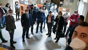 Adalet Bakanı Gülden Osmaniyede doktor ve savcı arasında çıkan tartışma iddiasına ilişkin açıklama