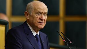 MHP Genel Başkanı Bahçeliden Kılıçdaroğluna tepki: Ondan bundan kahkaha bekleyeceğine kararını versin