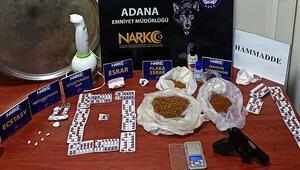 Adanadaki torbacı operasyonunda 20 tutuklama