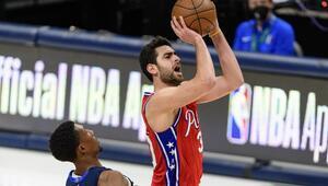 NBAde Gecenin Sonuçları: Furkan Korkmazdan Maverickse 20 sayı