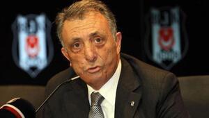 Son Dakika: Beşiktaş Başkanı Ahmet Nur Çebiden Cenk Tosun, Ghezzal ve Aboubakar açıklaması