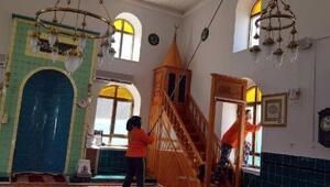 Süleymanpaşa Belediyesinden camilerde temizlik atağı