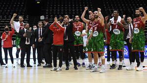 FIBA Şampiyonlar Ligi 8li finali Rusyada oynanacak
