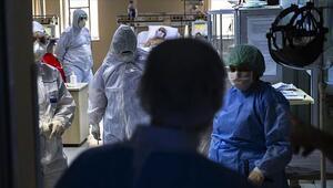 Son dakika haberi: 13 Nisan korona tablosu ve vaka sayısı açıklandı Corona virüsü hasta sayısında son durum