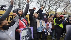 ABDde siyahi genç Daunte Wrightın ölümüne sebep olan polis ve şefi istifa etti