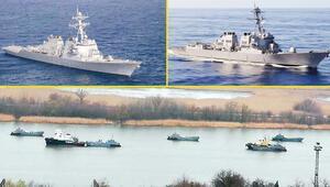 Karadeniz'de yüksek tansiyon NATO Rusya'yı uyardı: Askeri çekin
