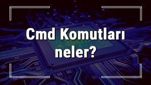 Cmd Komutları neler Windowsda en çok kullanılan Cmd Kodları