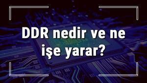 DDR nedir ve ne işe yarar DDR3 ile DDR4 ram arasındaki farklar nelerdir