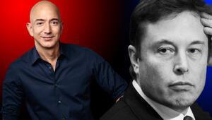 Jeff Bezostan Elon Muskı kızdıracak adım