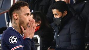 PSG Başkanı Nasser Al-Khelaifiden Neymar ve Mbappe açıklaması