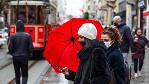 Meteorolojiden hava durumu uyarısı: Çok sayıda kentte yağmur bekleniyor