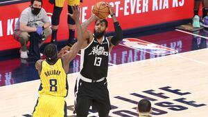 NBAde Gecenin Sonuçları: Clipperstan art arda 6. galibiyet
