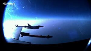 Göktuğ füzesi, uçaktan ilk defa atılarak test edildi