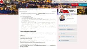 Frankfurt Başkonsolosluğu sözleşmeli sekreter alacak