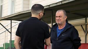 Galatasaray idmanına Omar Elabdellaoui ziyareti