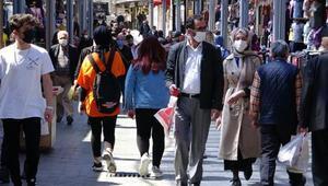 Bursada vaka sayılarında artış 2 kata yaklaştı Cadde ve sokaklar dolu...