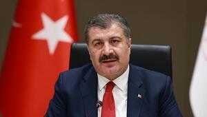 Sağlık Bakanı Kocadan kısmi kapanmada vakaların azaltılması çağrısı
