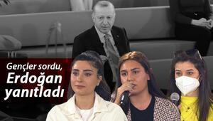 Gençler sordu, Cumhurbaşkanı Erdoğan yanıtladı İtalya Başbakanına diktatör yanıtı