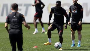 Galatasarayda Göztepe maçı öncesi Henry Onyekuru gelişmesi