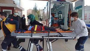 5inci kat balkonundan düşen Suriyeli Yusuf, ağır yaralı