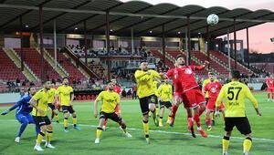 Aydeniz Et Balıkesirspor 1-2 İstanbulspor