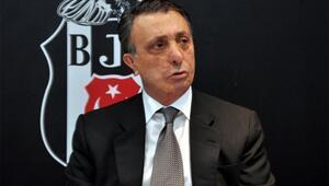 Beşiktaş Başkanı Ahmet Nur Çebi: Biz Galatasaraydan daha mağduruz
