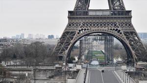 Fransada son 24 saatte 43 bin 505 Kovid-19 vakası görüldü